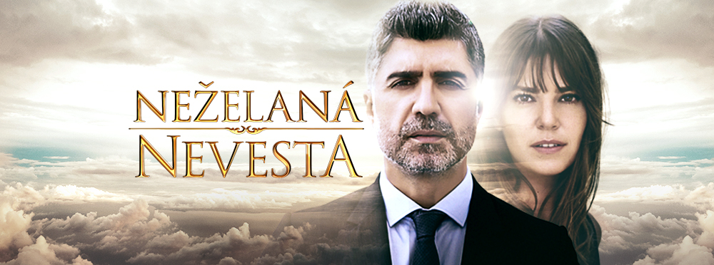 Neželaná nevesta cover