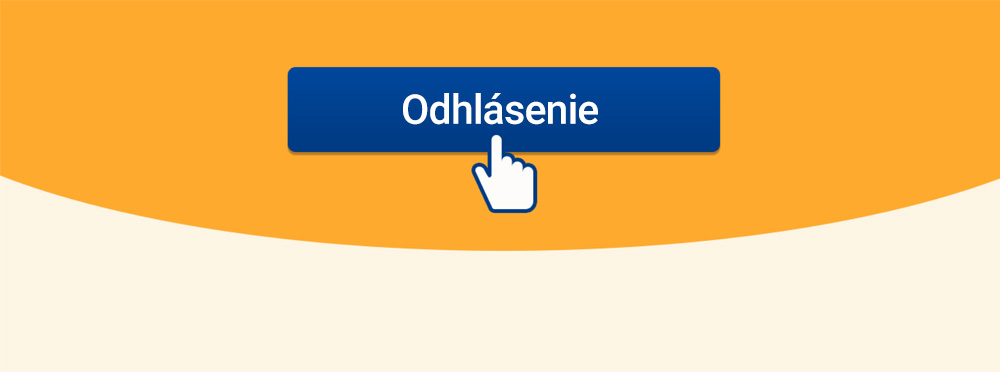 Odhlasenie cover