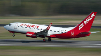 Air Berlin ide do bankrotu