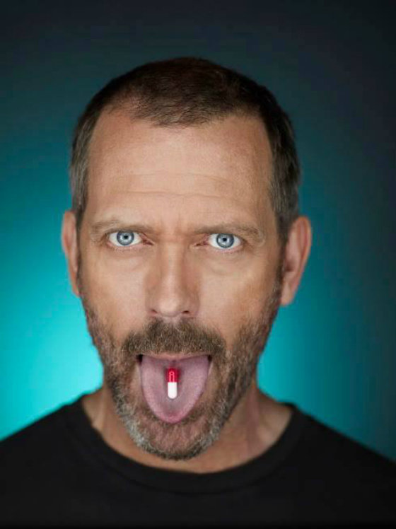 Dr. House - House (Hugh Laurie)