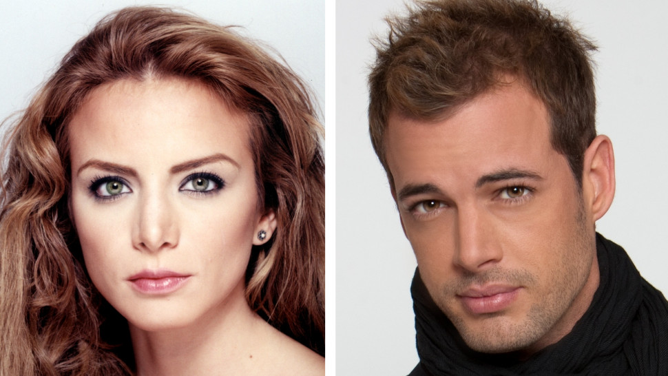 Silvia Navarro a William Levy