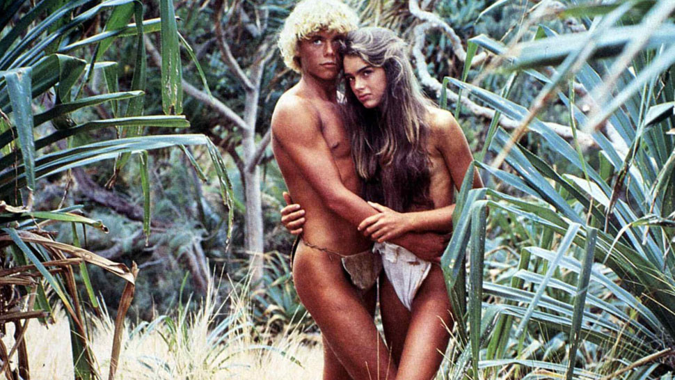 Christopher Atkins a Brooke Shields