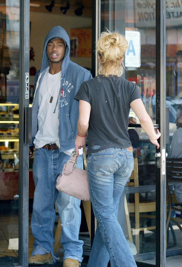 Columbus Short a Britney Spears