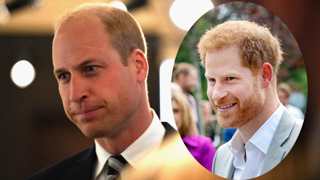 Princovia William a Harry