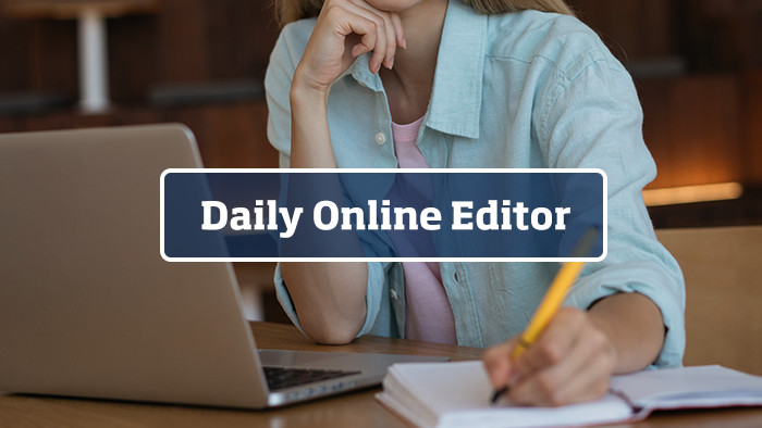 Daily Online Editor