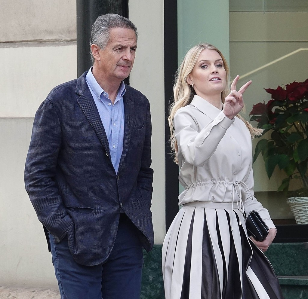 Michael Lewis a Lady Kitty Spencer