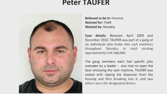 Peter Taufer.