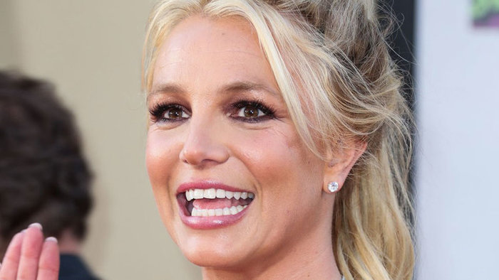 Britney Spears na premiére filmu Once Upon A Time in Hollywood