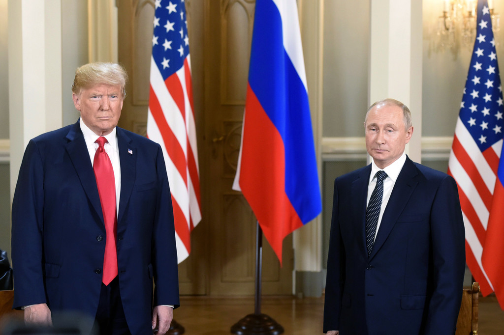 Summit Trump-Putin