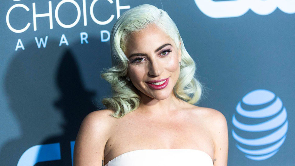 Lady Gaga na 24. ročníku Critics' Choice Awards