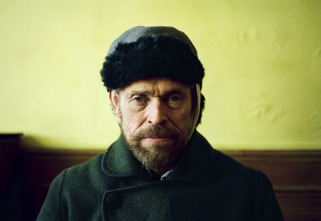 Willem Defoe vo filme At Eternity's Gate