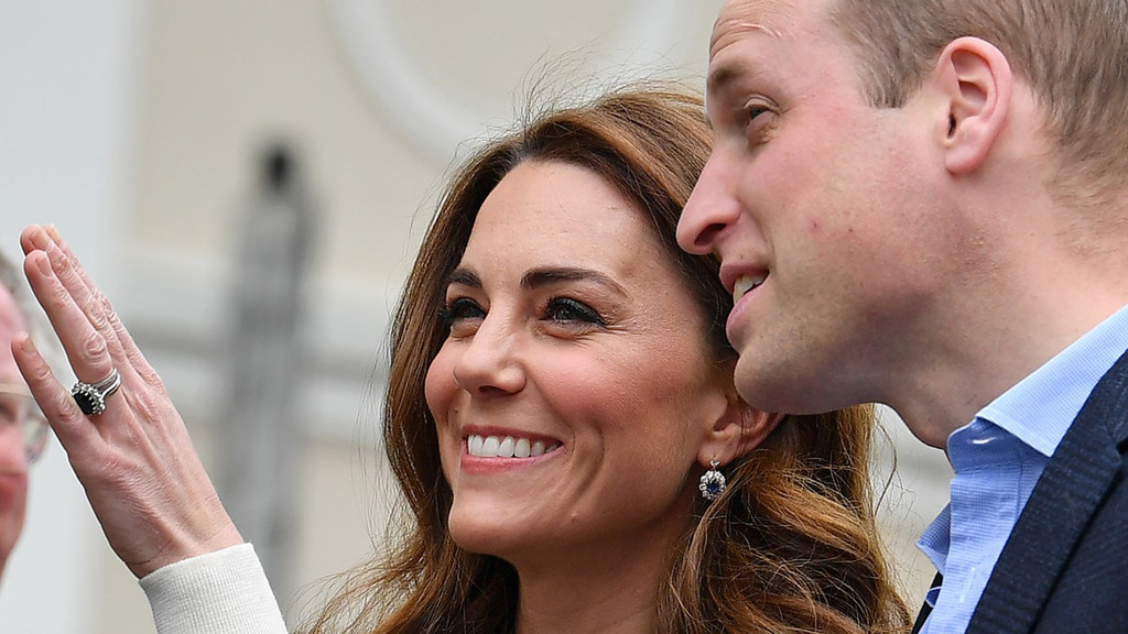 Vojvodkyňa Kate a princ William