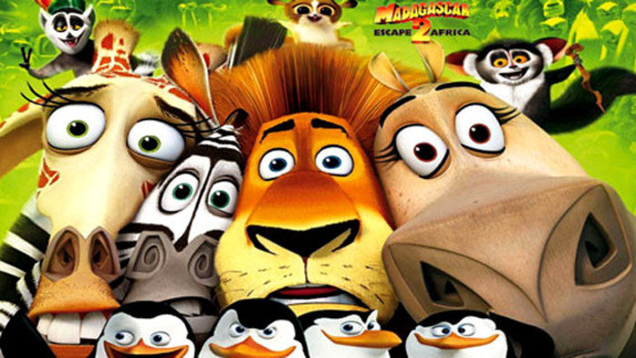 Madagaskar 2: Útek do Afriky