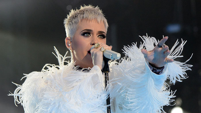 Katy Perry na koncerte One Love Manchester