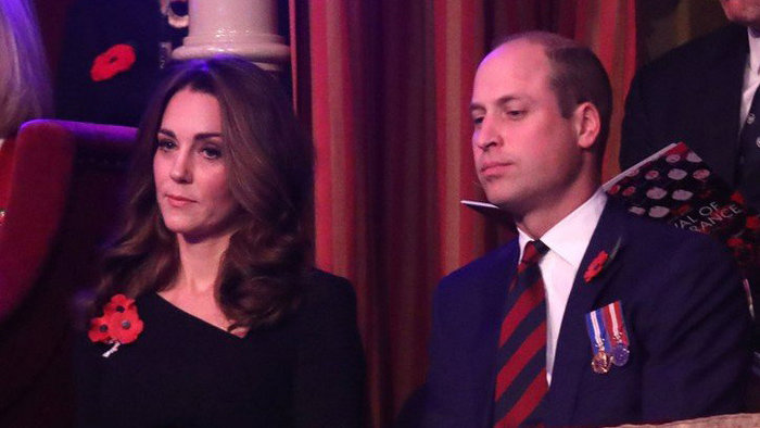 Princ William a vojvodkyňa Kate Middleton.