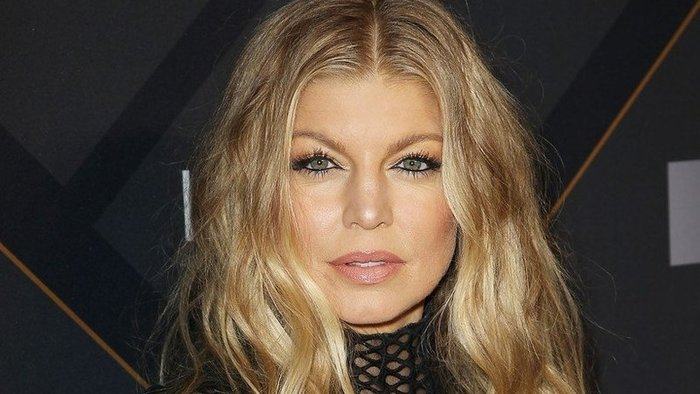 Fergie na FN Achievement Awards v roku 2015